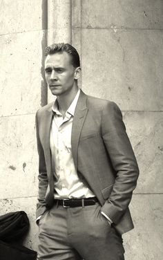 Night Manager. Clean cut Hiddles is my favorite.