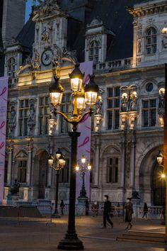 Paris bei Nacht / Paris by night