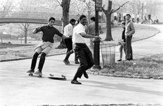 Skateboarding in the 1960s | HUH.