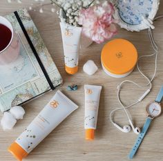 Calling all Millennials.... new RE9 Prepwork line sets the stage for gorgeous & glowing skin.