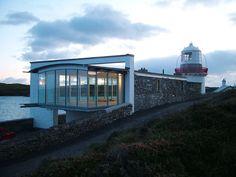 Fastnet Lighthouse Cottage - Ireland