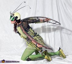 Bikehopper - 2012 Halloween Costume Contest