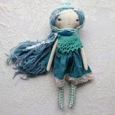 Oh wintry love. #humbletoys #clothdoll #etsy #handmadedoll #handmade #embroidered #dollmaking #dolls #dollmaker #humblejoydoll