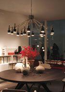 The best contemporary lighting inspiration is here, from pendant lights to modern chandeliers | www.delightfull.eu #delightfull.eu #uniquelamps #ceilinglamps #homeinteriordesign
