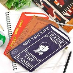 Booklet Pencil Case