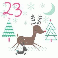 Advent Calendar Day 23 - Amy Underhill