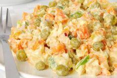 Люблю салат «Николь». Легкий и очень нежный! И никакого майонеза! - Вкусные Рецепты