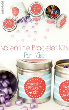 These non-candy Valentine's Day ideas for kids will help you have a sugar-free, clutter-free holiday! Ditch the sugar for eco-friendly Valentine's gifts and DIY Valentine's cards both kids and parents will love. Valentine Gifts For Kids, Valentine Day Crafts, Be My Valentine, Valentine Recipes, Valentine Ideas, Diy Valentine's Bracelets, Fun Crafts To Do, Crafts For Kids, Make Your Own Card
