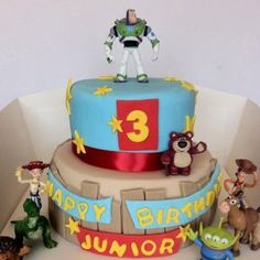 Toy Story Cake  Max's picks