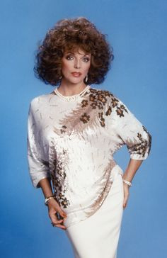 Joan Collins, Dynasty