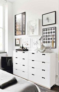 dresser + display