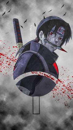 Find more at Ventrix Swift. Naruto Vs Sasuke, Itachi Uchiha, Anime Naruto, Naruto Shippuden Anime, Manga Anime, Boruto, Wallpaper Naruto Shippuden, Naruto Wallpaper, Wallpaper Wallpapers