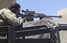 Storied as the Barrett M82 is, its reputation as the ultimate .50-cal. sniper rifle is somewhat unlikely.