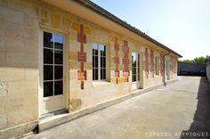 Bordeaux : Ancien immeuble commercial à réhabiliter