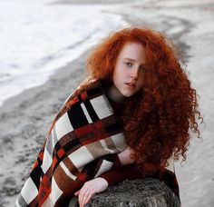 Series of photos prove redheads are truly majestic!