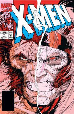 """X-Men #7 """"Inside...Out!"""" (April, 1992)"""