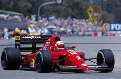 1990 GP Australii (Nigel Mansell) Ferrari 641