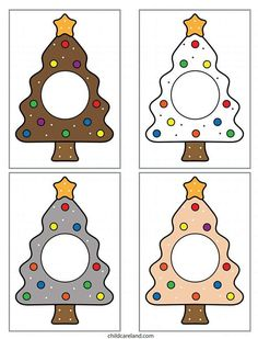 Car color match for color identification. Christmas Presents For Kids, Christmas And New Year, Christmas Diy, Xmas, Preschool Christmas, Christmas Activities, Christmas Printables, Preschool Colors, Preschool Activities