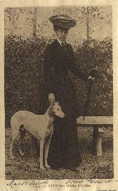 Duchesse Elena  d'Aosta - 1906