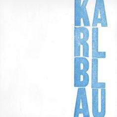 Karl Blau - 96 CD