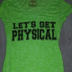 Jenny Lime Green Burn-Out Shirt Lime green burn out shirt, great condition. (Fits xs/s) Tops