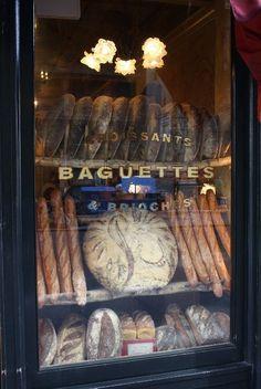 croissants, baguettes, & brioches