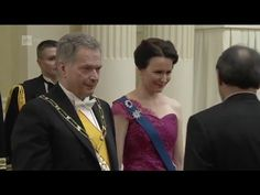 Finnish president Sauli Niinistö does nothing, when man from Iran refuses to shake hand with his wife. A real man would have defended his wife and the rights of women, but not Niinistö