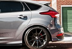 Ford Focus ST Like,Share & Follow @CarSpotter95