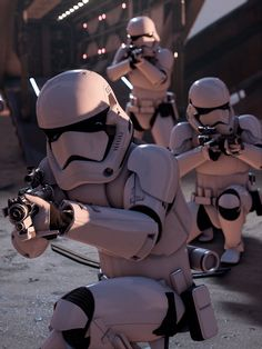 Star Wars: First Order Stormtroopers