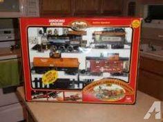 Train (Great American Express) - $20 (Denver (Stapleton))