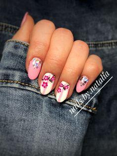 #nails #nailsbynatalia #pinknails #sweet