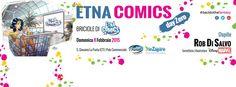 Etnacomics lancia il Day Zero! È questa l'iniziativa coraggiosa intrapresa dallo staff catanese per far conoscere al pubblico siciliano - http://c4comic.it/2015/02/03/etnacomics-si-inaugura-il-day-zero/