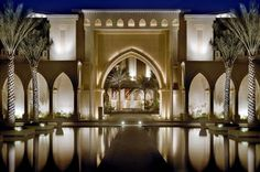 The Palace Hotel in Dubai - where I am staying for my birthday this year!