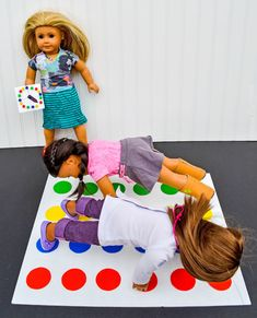 18-Inch Doll Twister Game Night - Diana RamblesEmailFacebookGoogle+InstagramPinterestTwitterYouTubeFacebookGoogle+InstagramPinterestTwitter