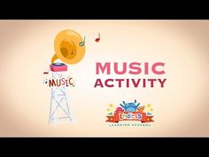 Endless Music Activity - YouTube Youtube Videos For Kids, Kids Videos, Music Activities, Working With Children, Baby Shark, Brown Highlights, Ash Brown, Education, Learning