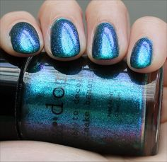 Adorn Landlocked Mermaid (Click through to see an in-depth review & more swatches!)