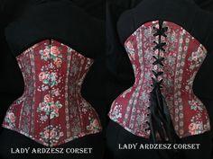 underbust lady ardzesz corset