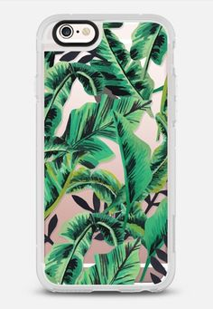 Tropical Glam Banana Leaf iPhone 6s case by nicoletteselman   Casetify