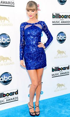 Taylor Swift in Zuhair Murad at the Billboard Awards