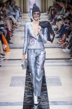 Giorgio Armani Privé, Fall-Winter 2017, Paris, Haute Couture