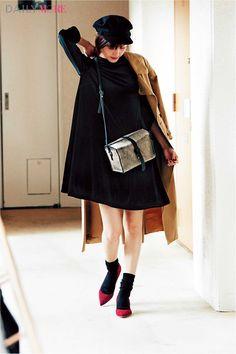 リトルブラックドレスにクラシカルな小物、それだけで素敵をお約束♡ | DAILY MORE