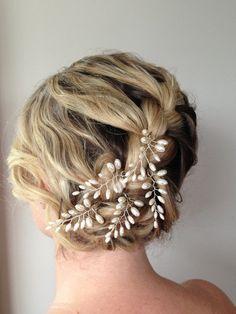 modern decorative hair ornaments - Google Search