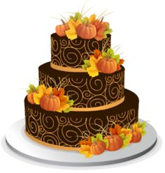 fall cakes | Tumblr