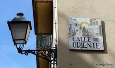 Calle de Oriente. Calles, nombre de calles, establecimientos de Madrid | Flickr: Intercambio de fotos