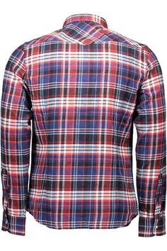 Camicia Uomo Lee (BO-L643DBAF ) colore Multicolor