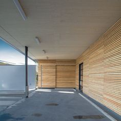 ASZ (Abfallsammelzentrum) Perg, OÖ - Austria Austria, Garage Doors, Outdoor Decor, Home Decor, Architects, Projects, Decoration Home, Room Decor, Home Interior Design