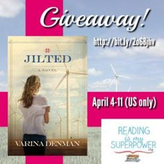 Author Interview (and a Giveaway!): Varina Denman - Reading Is My SuperPower