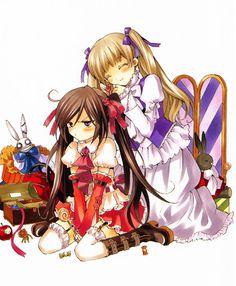 Alice et Sharon
