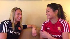 Video Diary from Susannah Townsend & Sam Quek