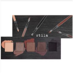 Stila Collector's Edition Eyeshadow Palette New in original packaging. Stila limited collector's edition eyeshadow palette. Stila Makeup
